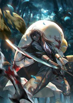Gintama - Katsura & Elizabeth