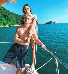 Dani Russo e namorado Dani Russo, Bikinis, Swimwear, Fashion, Boyfriends, Singers, Couples, Bathing Suits, Moda