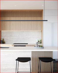 Kitchen Design Software, Kitchen Room Design, Modern Kitchen Design, Home Decor Kitchen, Interior Design Kitchen, Home Kitchens, Kitchen Design Minimalist, Interior Livingroom, Interior Modern