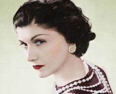 Coco Chanel pictures - Coco Chanel - chanel biography - mylusciouslife.jpg