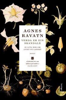 Verda er ein skandale - et essay av Agnes Ravatn Typography Love, Haruki Murakami, Student Work, Reading Lists, The Help, Books To Read, Place Card Holders, Book Shops, Relationships