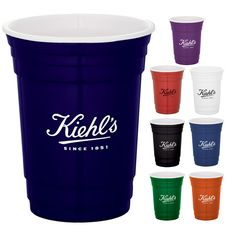 Promotional Tailgate 16 oz Party Cup | Customized Tailgate 16 oz Party Cup | Promotional Plastic Cups