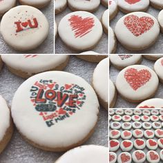Y son los pequeños detalles los que hacen la vida grande!!   monedas de galleta Impresas $9 c/u 15% de descuento con pago en efectivo  #GalletasImpresas #GalletasPersonalizadas #Amor #SanValentín #14DeFebrero #Pareja #Detalle Chocolates, Grande, Sugar, Cookies, Desserts, Amor, Custom Cookies, Printed, Coins