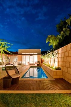 Our concrete pools in Perth can be made to suit your home, design preferences and budget. Speak to one of our agents at Freedom Pools today!