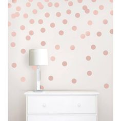 Removable Polka dots, any color, wall dots room decor wall stickers circles gold dots pink dots nursery decor kids room home wall decals by SouthCoastVinylUSA on Etsy https://www.etsy.com/listing/552475897/polka-dots-wall-dots-room-decor-wall