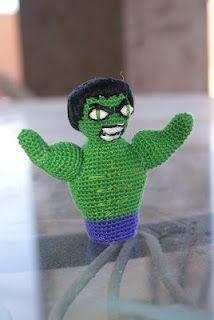 The Hulk | CrochetBot 3000