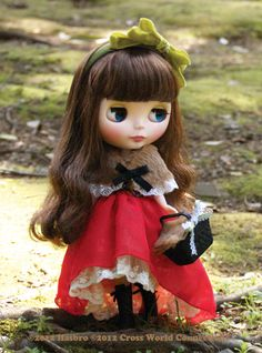 """CWC Exclusive 11th Anniversary Neo Blythe """"Red Delicious""""  Lottery Entry Starts! :D"""