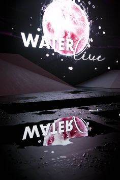 Neon Signs, Live, Water, Gripe Water