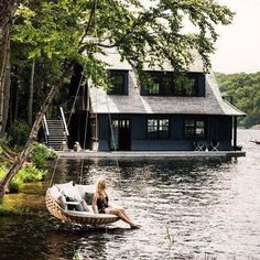 Cabin on the Lake ... peace, tranquility, relaxation