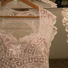 Vestido de noiva renda renascença