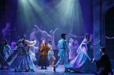Christy Altomare and company of 'Anastasia'. | Production: Original 2016 (May/June) - Hartford, Connecticut.