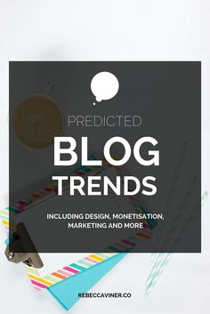 Discover the top 2016 blog trend predictions and what the future of blogging looks like in this post. Covering how bloggers are likely to make money, use their blog as a marketing tool and what an effective blog design looks like. This number one ranking post has all you need to know to be a successful blogger in 2016.