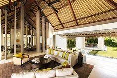 Modern Villa In Maldives by Jean-Michel Gathy Property Report Feb 2014 Issue:  Chalet Chic: Design Legend Jean-Michel Gathy on his latest resort in Switzerland)