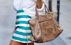 want the skirt and purse