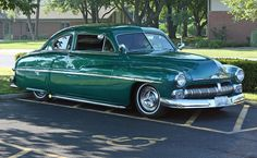 1950 Mercury Eight Coupe Hot Rod • Randy von Liski (myoldpostcards) via Flickr