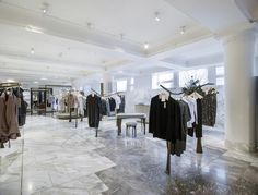 24f80bd1bd9b9 Marble floor - Jamie Fobert Architects