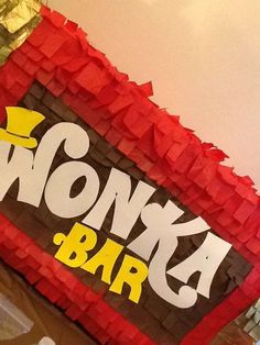 Willy Wonka and the Chocolate Factory Birthday Party Ideas   Photo 33 of 37   Catch My Party