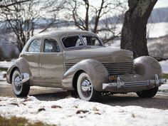 Cord 810 Westchester 1936 (Auburn Automobile Co. Cord Automobile, Auburn Automobile, Classic Trucks, Classic Cars, Vintage Cars, Antique Cars, Auburn Car, Cord Car, Limousine
