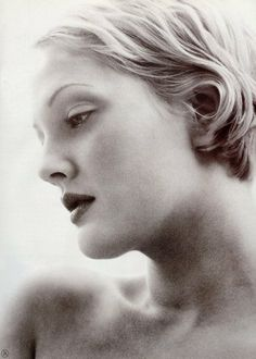 herb ritts drew barrymore - Google Search