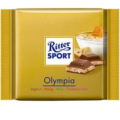 RITTER SPORT Olympia Schokolade