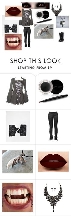 """""""The Life Of a Hybrid-Essence"""" by emogurl2001 ❤ liked on Polyvore featuring Mary Kay, ASOS and LASplash"""