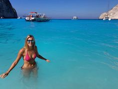 Where to go and what to do in Zakynthos Greece, including the Blue Caves, Shipwreck Beach, Turtle Island and more! Zakynthos Greece, Like Instagram, Mykonos, Natural Wonders, Where To Go, Just Go, Travel Guide, Travel Photography, Paradise