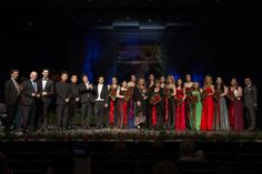 In the next days young opera singers will meet in Riva del Garda to take part to the international competition Riccardo Zandonai, several prizes and engagements in theaters worldwide will be awarded.