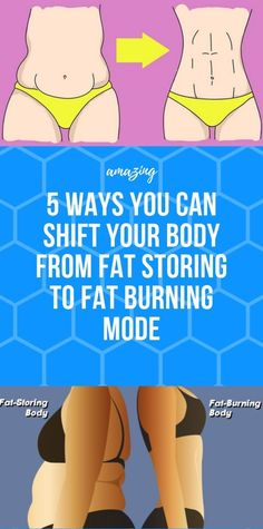 5 Ways You Can Shift Your Body From Fat Storing to Fat Burning Mode Health And Wellness Coach, Wellness Fitness, Fitness Tips, Health And Fitness Articles, Health Advice, Health And Nutrition, Side Fat Workout, Ab Workout At Home, Natural Body Detox