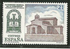 España - Spain filatelia: PATRIMONIO MUNDIAL DE LA HUMANIDAD 1997