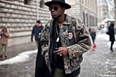 Glamouricious: Street Style Fashion Weeks: The Men