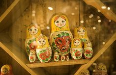 russian dolls...photo by 'theoriginalphotoart' on flickr. All rights reserved.