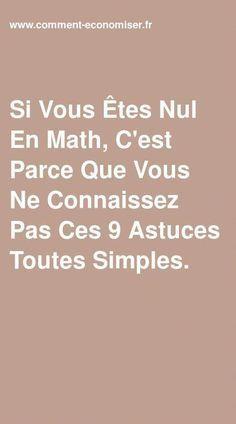 C Est Nul En Anglais : anglais, Êtes, Math,, C'est, Parce, Connaissez, Astuces, Toutes, Simples., Apprendre, L'anglais,, Maths,, Mathématique, Facile