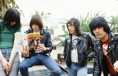 View and license Ramones 1979 pictures & news photos from Getty Images. Joey Ramone, Ramones, Best Rock Bands, Cool Bands, Music Love, Rock Music, Punk Rock, Beatles, 70s Rock And Roll