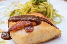 Jogo de Panelas 20 -  Araguaia (Peixe com Espaguete de Pupunha) | Peixes e frutos do mar | Mais Você - Receitas Gshow