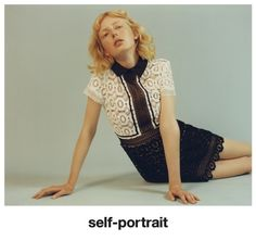 Fashion Copious - Laura Meier Hagested for Self Portrait Resort 2016 Campaign by Lea Colombo