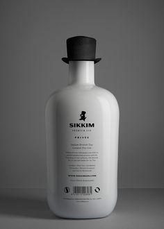 Sikkim Premium Gin on Behance