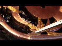 Ford Hallam recreating 500 year old sword gard