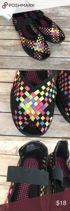 Croft&Barrow Stretch Weave Shoes Size 8 Croft&Barrow stretch weave shoes, Size 8 croft & barrow Shoes