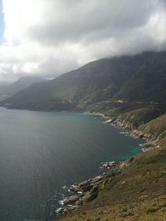 Hout Bay, South Africa coastline