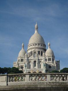Montmartre Paris 2012 © Tristane de la Presle