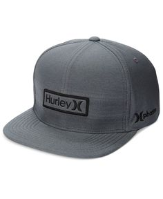 Hurley Men's Phantom Ever Light Hat Hurley Caps, Baseball Cap Outfit, Dope Hats, Plus Size Bikini Bottoms, Cap Girl, Flat Hats, Hats Online, Mens Caps, Snapback Hats