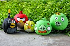 Angry Gourds