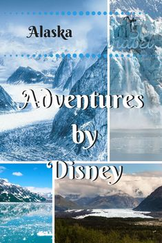"""On an Adventures by Disney Alaska vacation, discover the majesty and beauty of this """"Last Frontier"""" and bring home memories that will last a lifetime. Disney Destinations, Disney Vacations, Disney Trips, Alaska Adventures, Adventures By Disney, Disney Touring Plans, Disney Trip Planner, Disney World Packages, Disney World Honeymoon"""