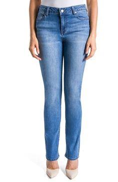 Liverpool Jeans Company 'Sadie' Stretch Straight Leg Jeans (Melbourne)
