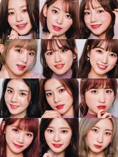 December 21 2018 at Kpop Girl Groups, Korean Girl Groups, Kpop Girls, K Pop, Bts Jungkook, Yuri, Sakura Miyawaki, Gfriend Sowon, Japanese Girl Group