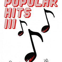 Popular hits III - book