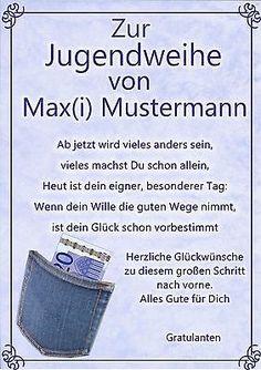 Jugendweihe Urkunde zur Jugendweihe Geschenk Glückwunsch Karte(marmor-blau) | eBay