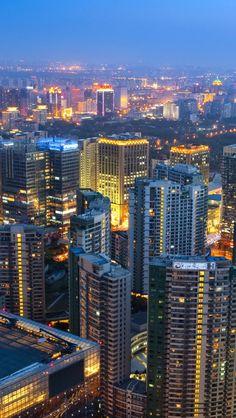 Beijing City iPhone 5 wallpapers, backgrounds, 640 x 1136