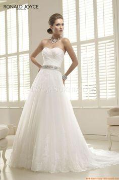 Robe de mariée Ronald Joyce Priscilla 2013