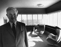 Arne Jacobsen - Designer XXème siècle.